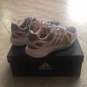 Adidas zapatos Brand New Duramo 8 cloudfoam poshmark gris rosa